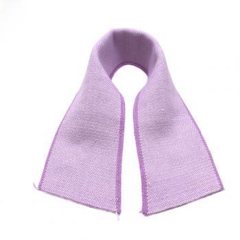 Воротник Взрослый Розовая сирень Оксфорд ВВ002