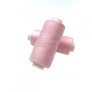 Нитки №126 розовый DorTak