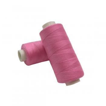 Нитки №142 темно-розовый DorTak