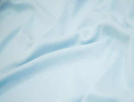Интерлок Бледно-голубой ИК002