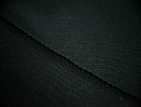 Кулирная гладь Черный 160гр КГ010