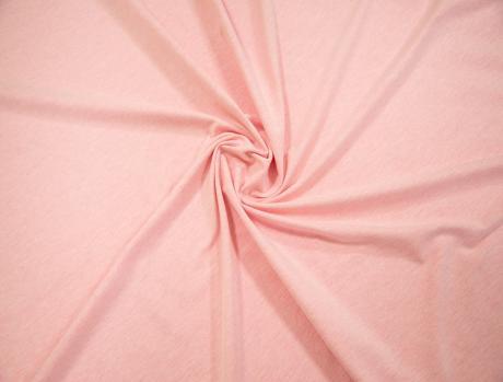 Футер 2-х ниточный б/н ПРЕМИУМ Светло-Розовый Меланж 2БН009