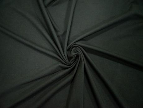 Футер 2-х ниточный с/н Черный 2СН006