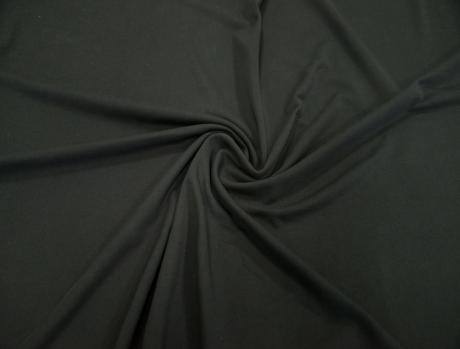 Футер 3-х ниточный б/н 100% хб Черный 3БН013