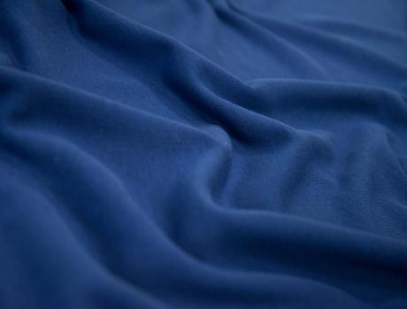 Футер 3-х ниточный б/н Сине-фиолет 3БН011