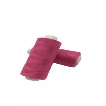 Нитки №132 темно-розовый DorTak