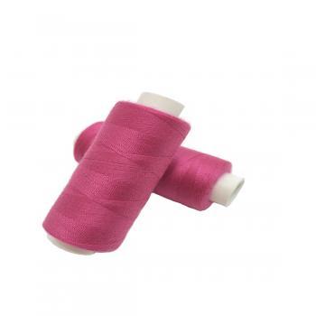 Нитки №517 темно-розовый DorTak