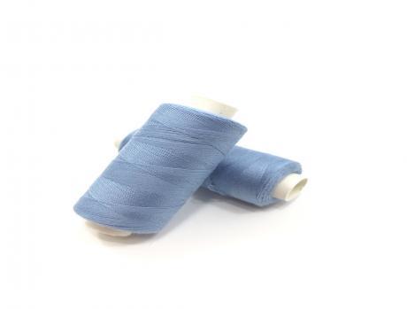 Нитки №603 голубой меланж DorTak