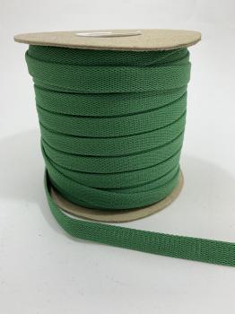 Шнур отделочный 12-15мм зеленый ШО002