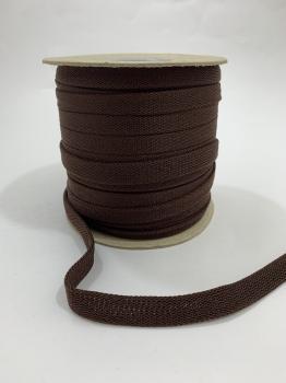 Шнур отделочный 12-15мм коричневый ШО003