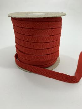 Шнур отделочный 12-15мм красный ШО004