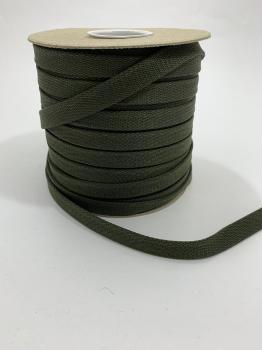 Шнур отделочный 12-15мм оливковый ШО005