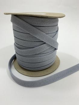 Шнур отделочный 12-15мм светло-серый ШО006
