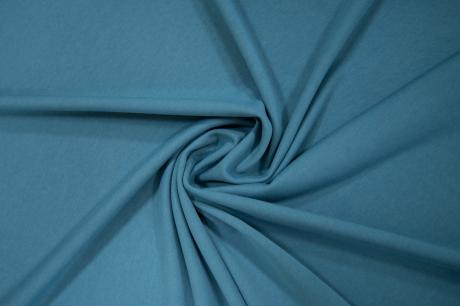 Футер 2-х ниточный б/н Пыльный голубой 2БН034