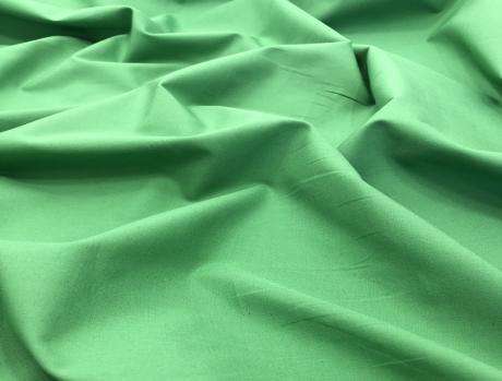 Поплин 102гр/м2 147 см 100% хб Зеленый ПН008