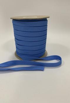Шнур отделочный 12-15мм голубой ШО011