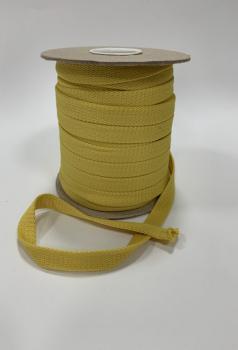 Шнур отделочный 12-15мм светло-желтый ШО015
