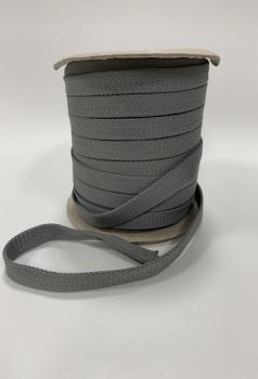 Шнур отделочный 12-15мм серый ШО017