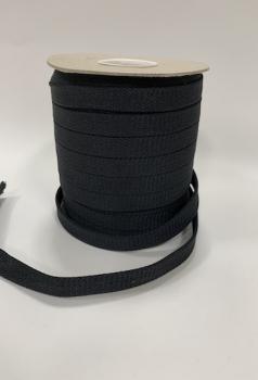 Шнур отделочный 12-15мм черный ШО021