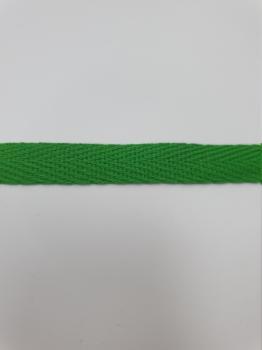 Тесьма киперная зеленый хлопок 2,5 г/см 10мм ТК084