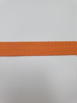 Тесьма киперная апельсин хлопок 2,5г/см 15мм ТК094
